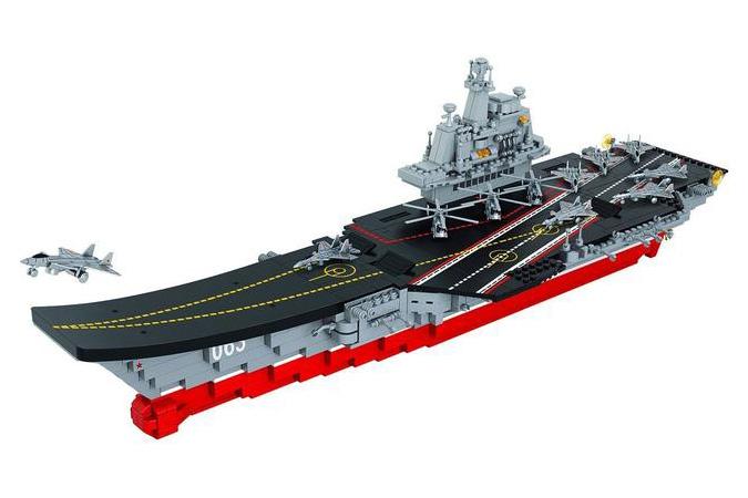 Aircraftc Carrier 1:450 - B0399