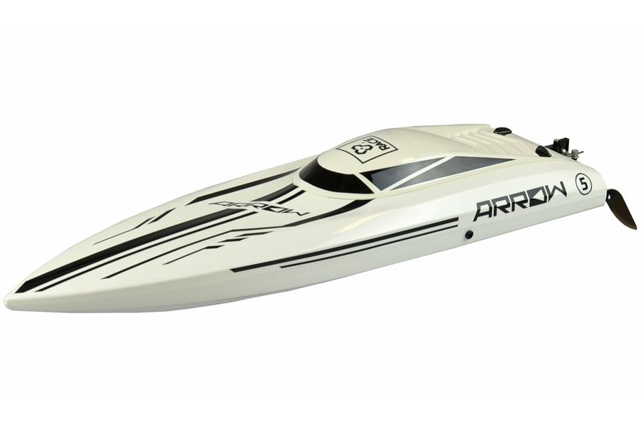Borstlösa RC båtar - Arrow 5 BL - Borstlöst paket - 2,4Ghz - RTR