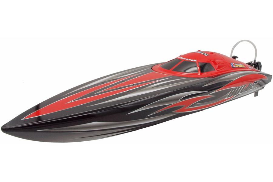 Borstlösa RC båtar - Bullet V3 BL - 2,4Ghz - ARTR