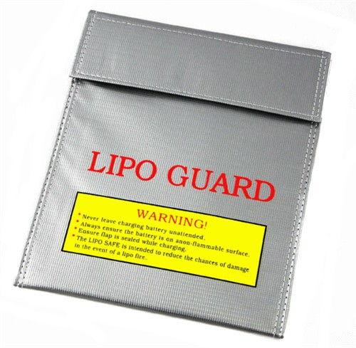 Protective bag LIPO GUARD 18x21cm