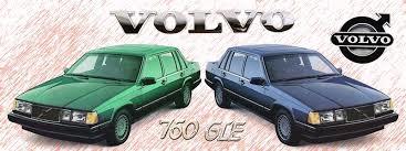 Byggmodell bil - Volvo 760 GLE - 1:24 - Italieri