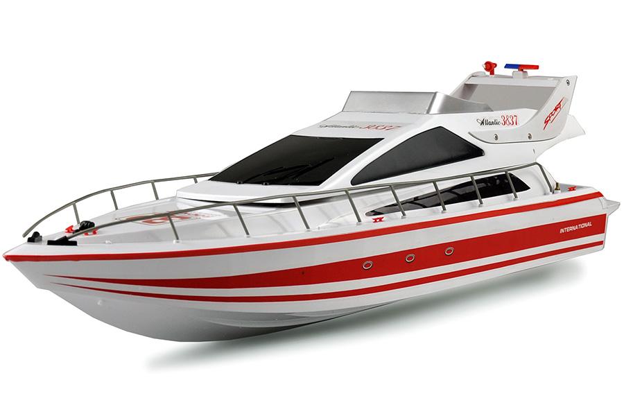 Radiostyrda båtar - Atlantic Yacht - 2,4Ghz - RTR