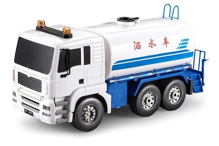Radiostyrd lastbil - Sprinkler bil - 1:20 - 2,4Ghz - RTR