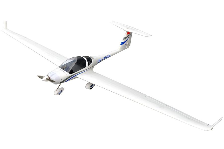 Flygplan - Super Dimona BL - 5ch - PNP