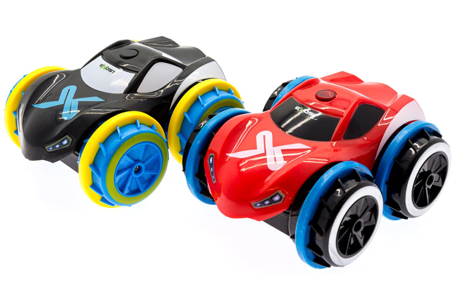 Radiostyrda bilar