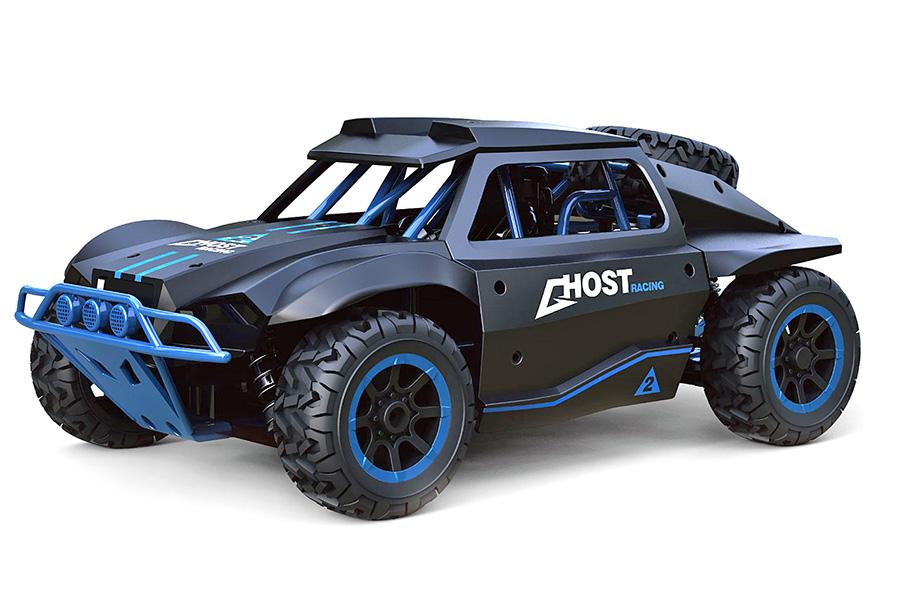 Radiostyrd bil - 1:18 - Ghost Dune Buggy - RTR