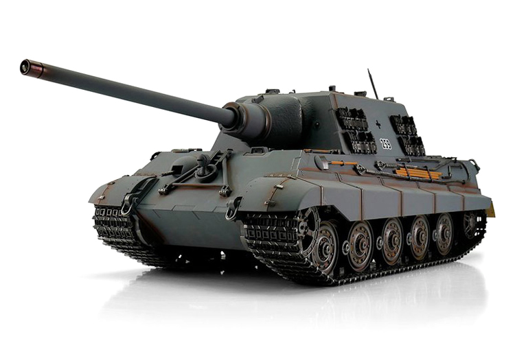1:16 - Jagdtiger - Torro Pro IR Smoke - 2,4Ghz - RTR