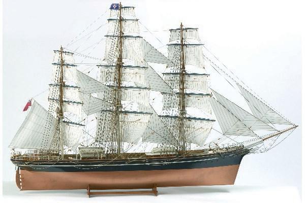 Byggmodell träskepp - Cutty Sark - 1:75 - BB
