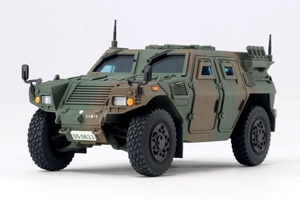 Byggmodell stridsfordon - JGSDF Light Armored Vehicle - 1:48  - Tamiya