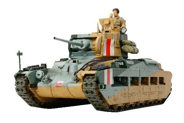 Byggmodell stridsvagn - Matilda Mk.III/IV - 1:48 - Tamiya