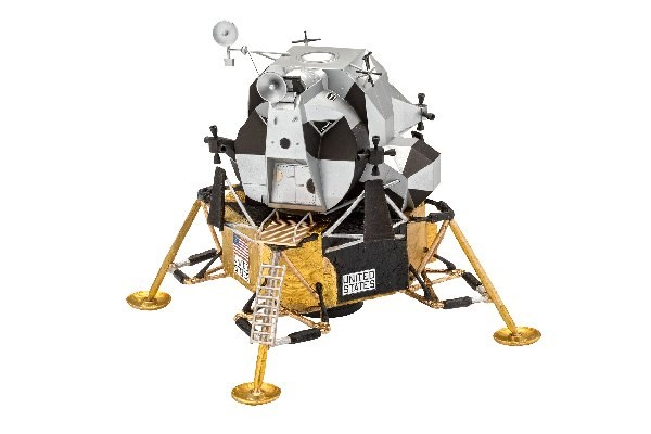 Apollo 11 Lunar Module Eagle - 1:48 - Revell