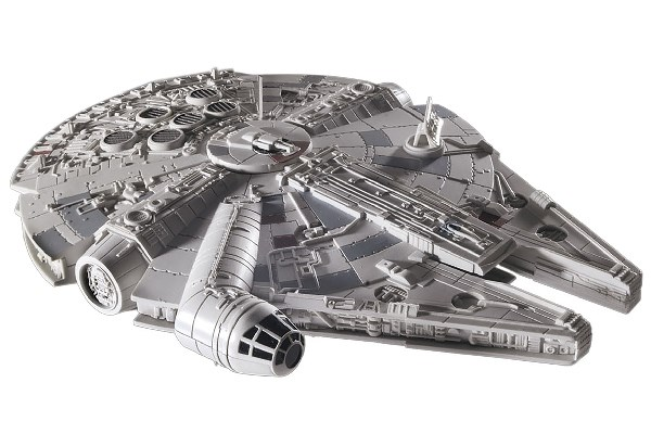 Star Wars Millennium Falcon model kit - 1:164 - Revell