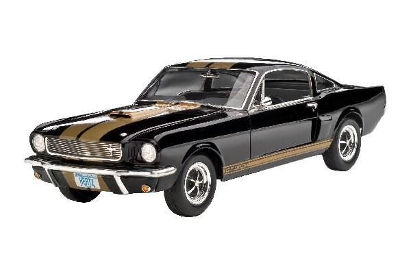 Byggmodell bil - Shelby Mustang GT 350 H - 1:24 - Revell