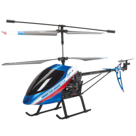 RC helikopter - Monster Hornet 2.0 - 3CH - 2.4 GHz - RTF
