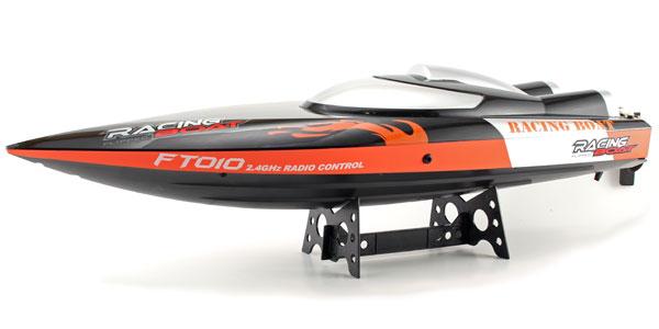 Radiostyrd båt - FT010 - 2,4Ghz - RTR 2,4Ghz