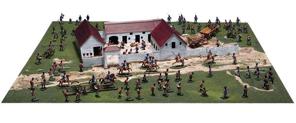Byggmodell - Battle of Waterloo 18 June 1815, Gåvoset - 1:72 - Airfix