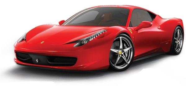 Radiostyrda bilar - 1:16 - SilverLit - Ferrari 458 Italia BT - RTR
