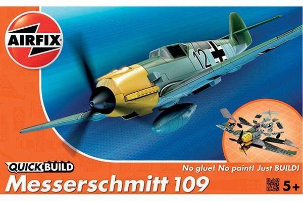 Quickbuild - Messerschmitt 109 - Airfix