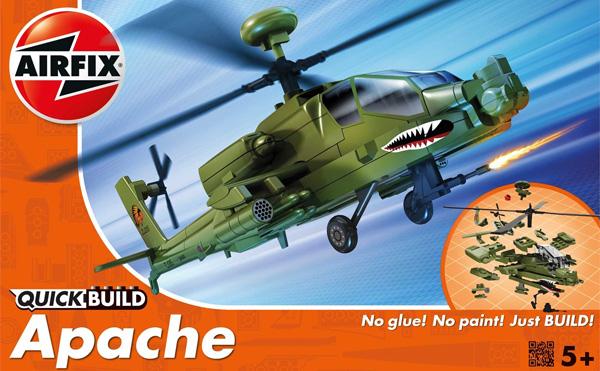 Quickbuild - Apache - Airfix