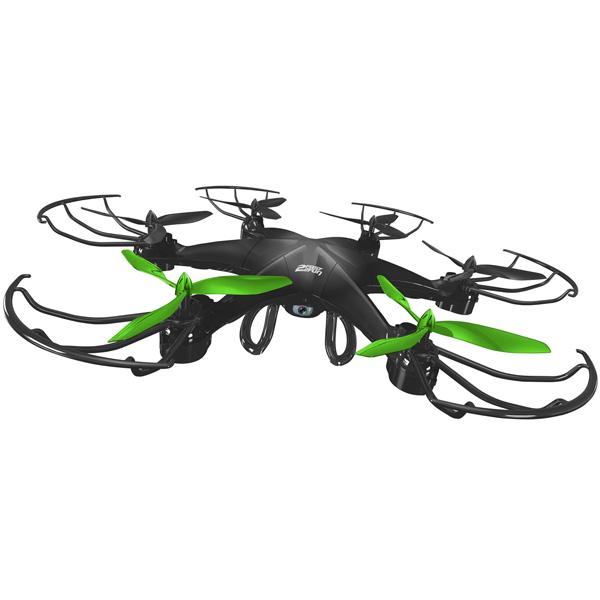 Radiostyrd Quadrocopter - Smart Hexx FPV - Kamera - 2,4Ghz - RTF