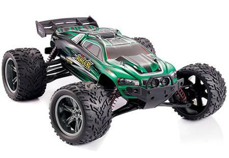 Radiostyrd bil - 1:12 - Wild Truggy 2WD - 2,4Ghz - Grön - RTR