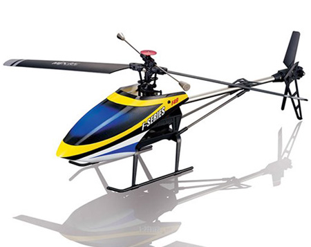 RC helikopter - F49 Shuttle - 2,4Ghz MEMS Gyro - 4ch - RTF