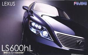 Byggmodell bil - Lexus LS600hL - 1:24 - FU