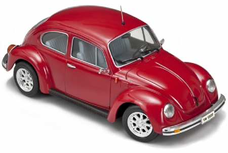 Byggmodell bil - VW Beetle Coupe - 1:24 - It