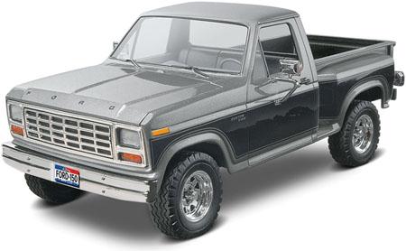 Byggmodell bil - Ford Ranger Pickup - 1:24 - RE