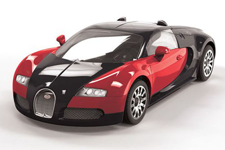 Quickbuild - Bugatti Veyron - Airfix