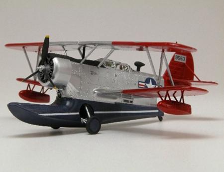 Byggmodell flygplan - Grumman J2F-6 Duck - 1:72 - AirFix
