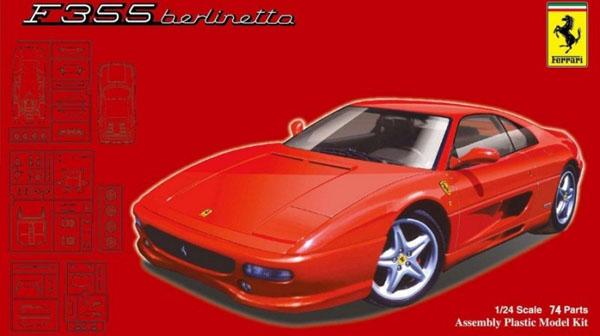 Ferrari F355 Berlinetta 1:24