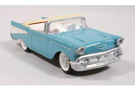 Byggmodell bil - Chevy Ragtop 1957 - 1:32 - LindBerg