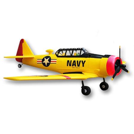 Flygplan - AT-6 BL - 1,4m - 2,4Ghz - EPO - 6ch - RTF
