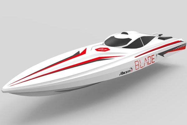 RC Båt - Blade 60 - 2,4Ghz - RTR