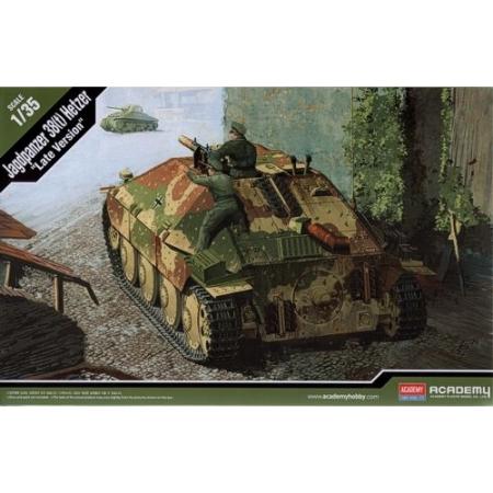 Byggsats Stridsvagn - Jagdpanzer 38 (t) HETZER - 1:35