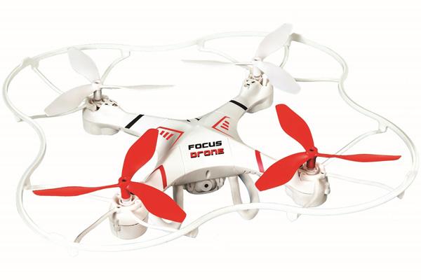 2Fast2Fun - Focus Drone Quadrocopter - RTR