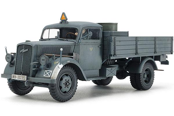 Byggmodell - German 3t 4x2 Cargo Truck - 1:48