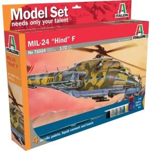 Modellhelikopter - UH 60 DESERT HAWK - Model set - 1:72 - Italeri