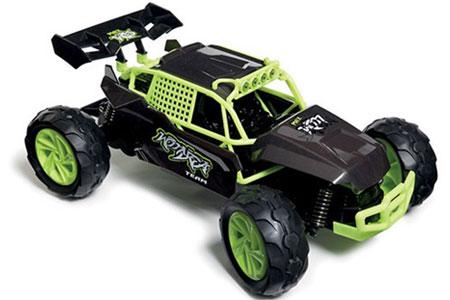 Radiostyrd bil - 1:14 - Kx7 Speed Truck - 2,4Ghz - Grön - RTR