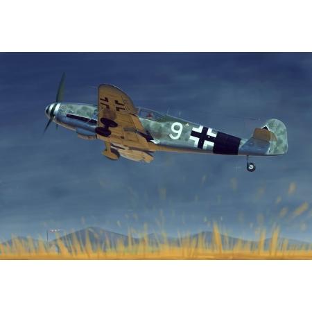 Modellflygplan - Messerschmitt Bf 109G-10 - 1:32