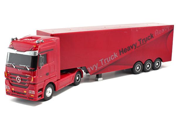 Radiostyrd Lastbil - Heavy Truck Mercedes Benz - 1:32 - RTR