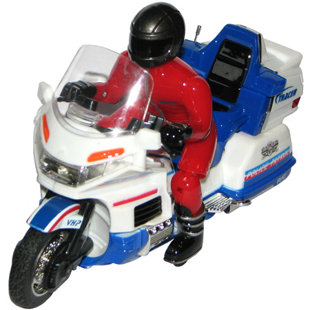 Radiostyrd Motorcykel - RC Motorcykel - RTR