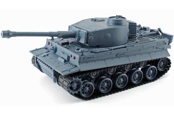 RC Tank - 1:26 - Tiger Tank - RTR