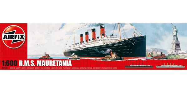 Byggmodell skepp - RMS Mauretania - 1:600