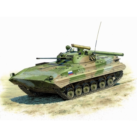 stridsfordon - BMP-2 Russian Infantry Vehicle - 1:35