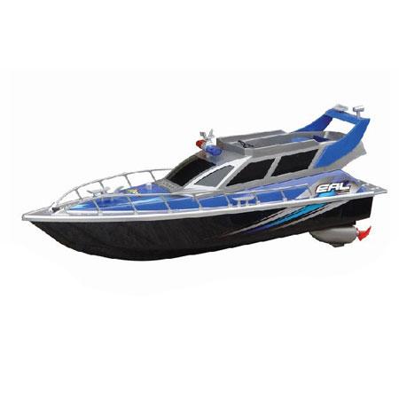 Radiostyrda båtar - Super Police - RTR