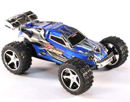 Radiostyrd bil - Super Speed Blue - RTR