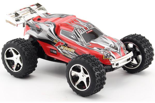 Radiostyrd bil - Super Speed Red - RTR