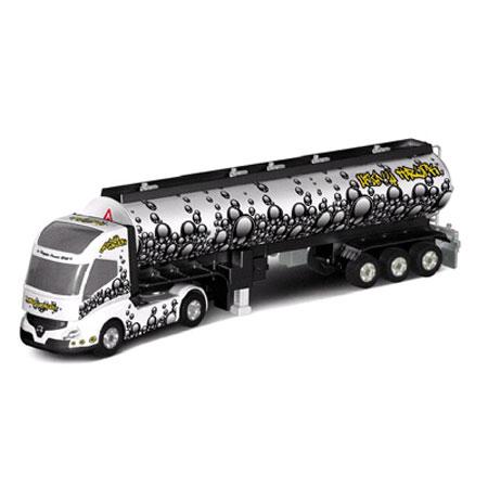 Radiostyrda arbetsfordon - Tankbil - Vit - 1:32 - RTR